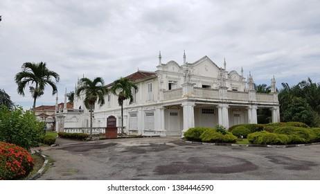 Istana Bandar Old Palace in Banting Selangor Malaysia