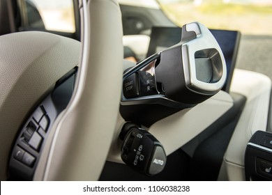 ISTANBUL   02 MAY 2018: BMW I3 Is A B Class, High