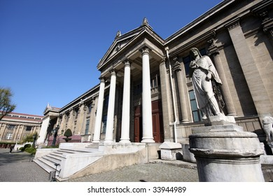 Istanbul Archaeological Museum in Istanbul,Turkey.