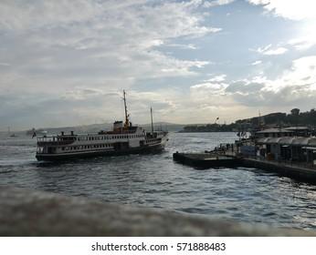 istanbul bosphorus landscape