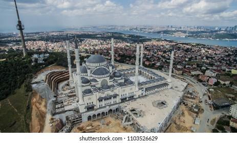 Istanbul Camlica Mosque
