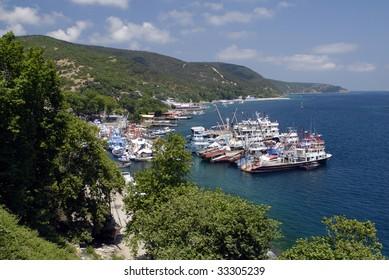 istanbul fishermen village