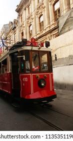 Istanbul tram, Turkey
