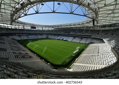 ISTANBUL, TURKEY, 07 APRIL 2016  New stadium of Basiktas football club