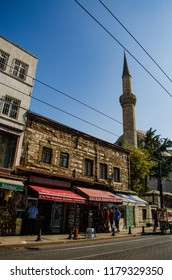 Istanbul - Turkey - August 2018: Atik Ali Pasha Mosque.