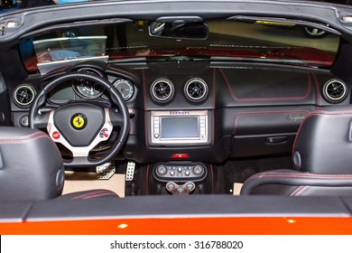 Ferrari Dashboard Images Stock Photos Vectors Shutterstock
