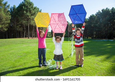 Istanbul, Uskudar/Turkey - March, 12, 2018: LOSEV, The foundation for children with leukemia, organized a kite festival for children with leukemia.