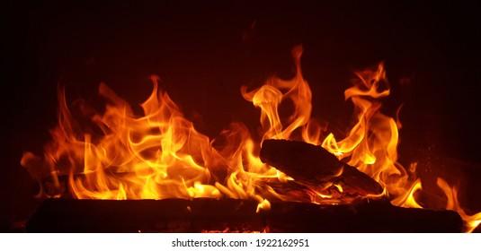 It' s a ver beautiful fire