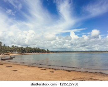 Itacare Beach in Bahia - Brazil
