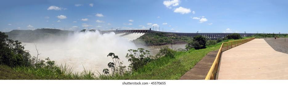 Itaipu dam, Brasil