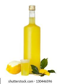 Italian alcoholic beverage - Limoncello