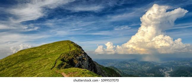 Italian Apennine mountain environments