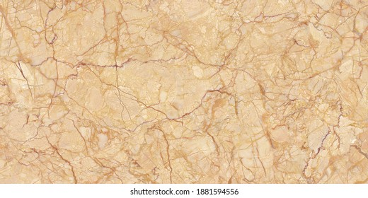 Italian Beige Marble Texture Background using for interior exterior Home decoration wallpapers Wall tiles and floor tiles slab surface