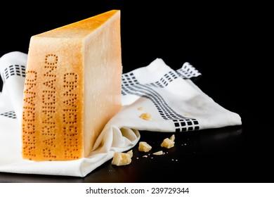 Italian cheese specialty Parmigiano Reggiano