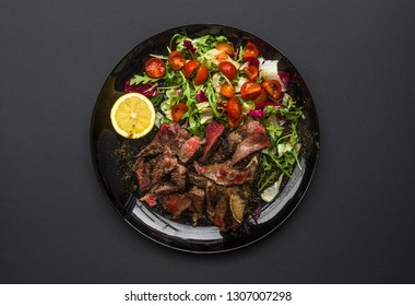 Italian cuisine , Sicilian cuisine, food Itali lemon fish steak shrimps paste swordfish pasta tagliatelle