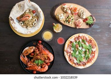 Italian food Course