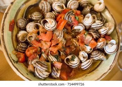 Italian food dish