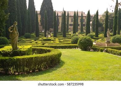 Italian Garden in Verona