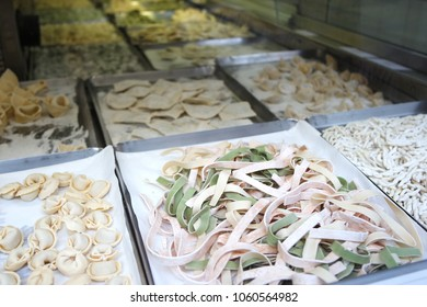 Italian hand made pasta