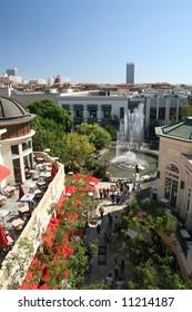 Italian Inspired Shopping Center