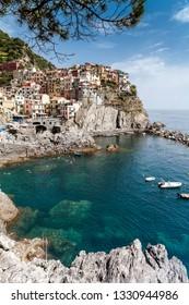 Italian Mediterranean city