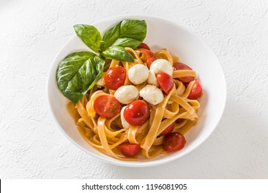 Italian raw pasta