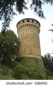 Italian Renaissance Castel Tower