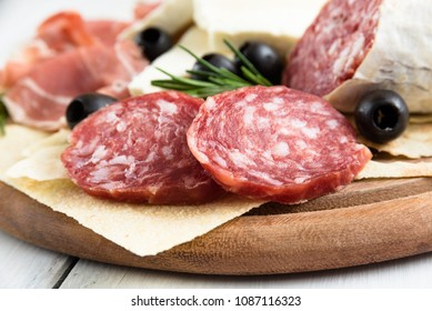 Italian Salami Cacciatore