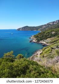 Italian sea  toscany