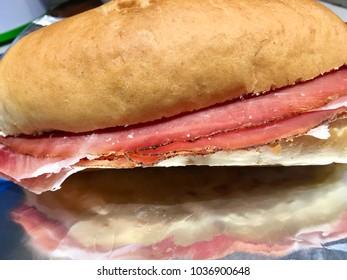 italian speck sandwich