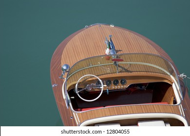italian speedboat
