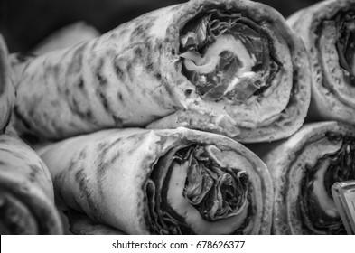 Italian starters & panini