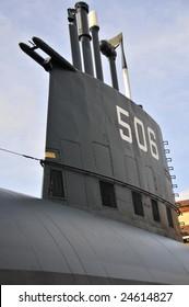 """Italian Submarine """"Toti"""""""
