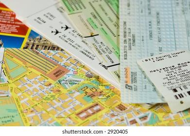 Italian travel documents
