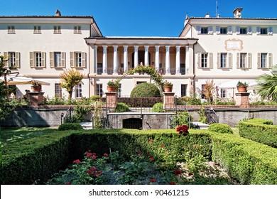 Italian Villa near Asti
