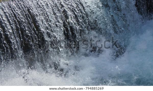 Italian Water Fall