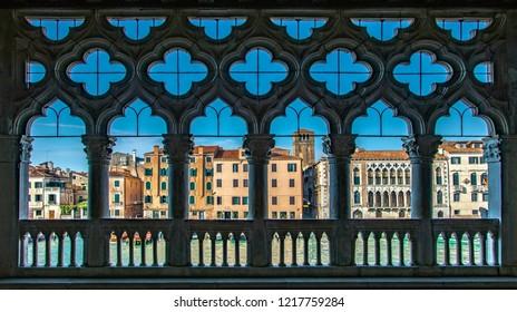 Italy beauty, breathtaking architecture in Venice, Venezia