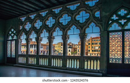 Italy beauty, breathtaking architecture in Venice , Venezia