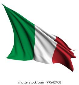 Italy flag - collection no_4