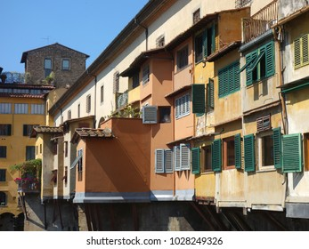 Italy Florence Ponte Vecchio