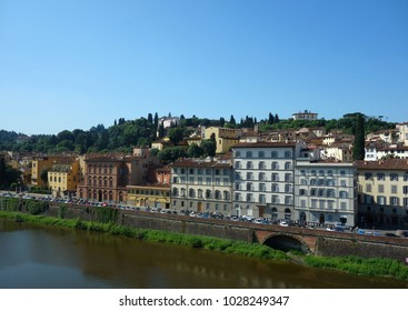 Italy Florence townscape