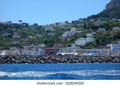 Italy Isola di Capri