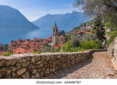 Italy, Lake Como, Sala Comacina