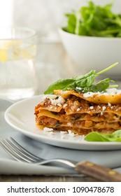 italy lasagna dish
