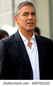 Italy - Milan january 22,2018 - George Clooney american actor