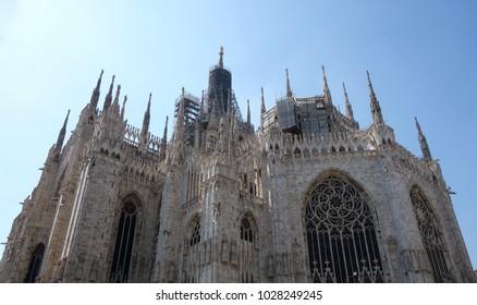 Italy Milano Duomo di Milano
