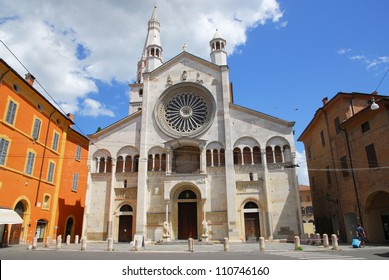 Italy, Modena  Cathedral