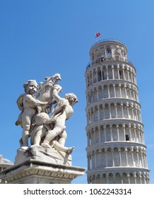 Italy, Pisa - The Leaning Tower of Pisa