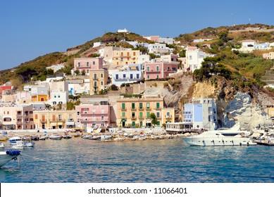 Italy, Ponza island