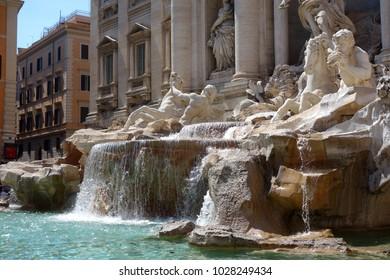 Italy Roma Trevi Fountain (Fontana di Trevi)